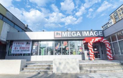 Mega Image a deschis primul supermarket din Bacău