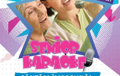 "GEAC deruleaza proiectul ""Senior Karaoke. Cantam impreuna!"""