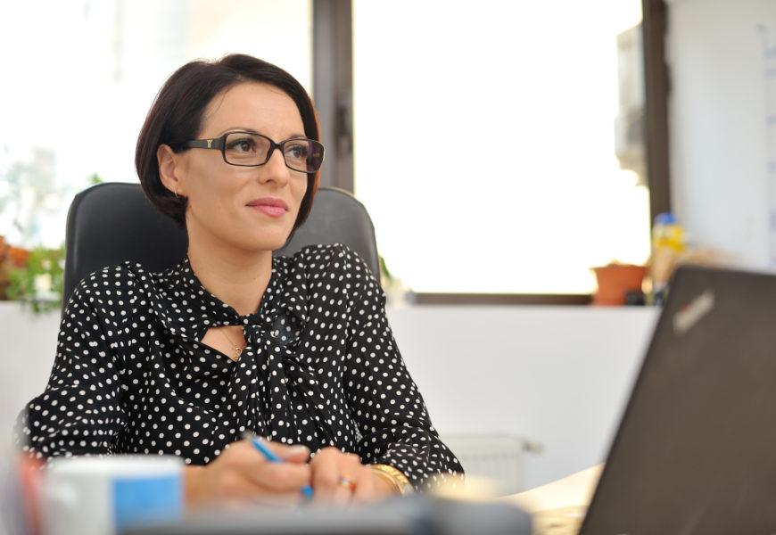 """INTERVIU: Oana Chele – Hartmann Romania: """"Credem în puterea faptelor mici!"""""""