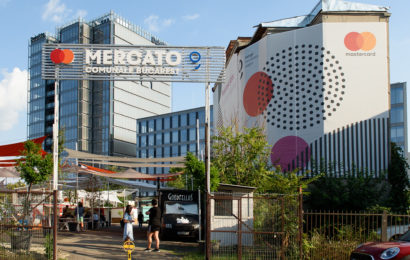 MercatoComunale, satul de vacanță din București
