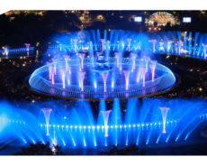 Fântânile Urbane din Piața Unirii recunoscute ca record mondial