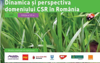 STUDIU CSR: 41% dintre companii au bugete de CSR intre 50.000 si 200.000 de euro