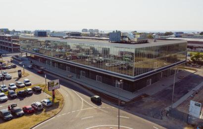 Catinvest deschide prima clădire de birouri clasa A din Craiova